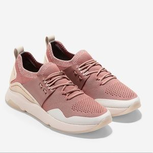 Cole Haan ZERØGRAND pink  All-Day Trainer sneaker